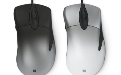 Microsoft's Pro IntelliMouse returns as a modern gaming mouse – The Verge
