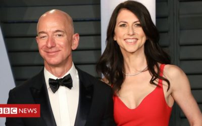 MacKenzie Bezos to give away half of fortune
