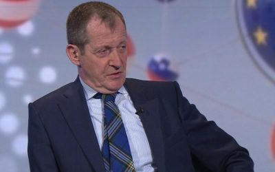 Alastair Campbell expelled from Labour