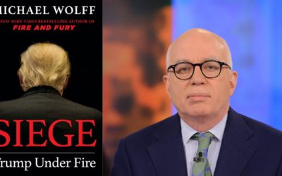 Mueller's office shoots down key claim in Michael Wolff's new book 'Siege'