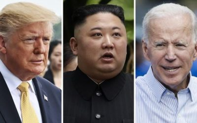 Conservatives balk as President Trump agrees with Kim Jong Un's criticism of Joe Biden
