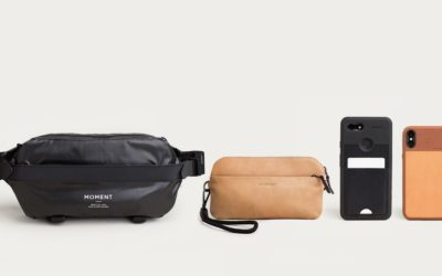 Moment launches new line of bags and wallet cases – The Verge