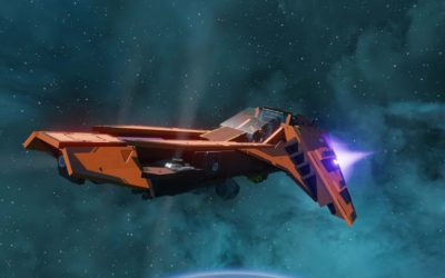 Starbase will let you build the starships of your dreams – Polygon