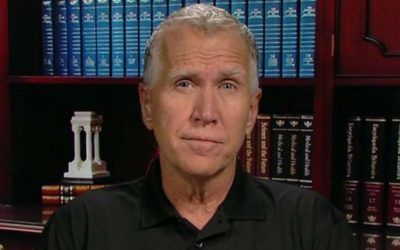 Sen. Thom Tillis: President Trump is a patriot who's looking out for America's best interests