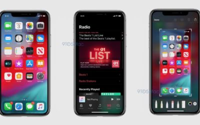 This Is Our First Peek at the iOS 13 Dark Mode – Thurrott.com