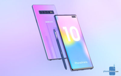 Samsung's announcement hints at 100W fast charging for the Galaxy Note 10 – Phone Arena