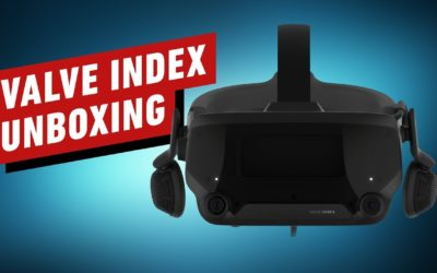 Valve Index VR Kit Unboxing – IGN