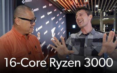 Tech YES City talks 16-core Ryzen 3000 – PCWorld