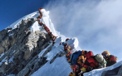 Mount Everest death spike: Inexperienced climbers, competitive tour groups, bad weather window to blame, ex… – Fox News