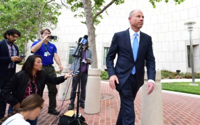 Michael Avenatti pleads not guilty to ripping off book money from porn star Stormy Daniels, and judge restricts his travel – CNBC