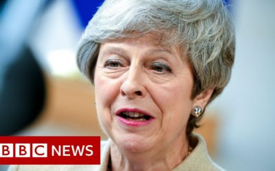 "May: Labour and the Conservatives had ""a bad set of results"" at the EU elections – BBC News – Editors Choice"