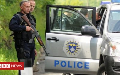 UN staff caught up in Kosovo police anti-smuggling sweep – BBC News