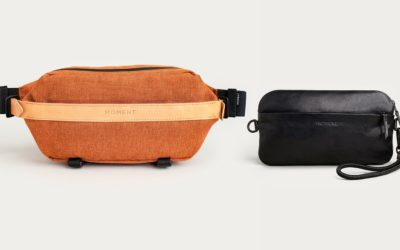 Moment Expands Into Camera Bags with a Fanny Sling and Crossbody Wallet – PetaPixel
