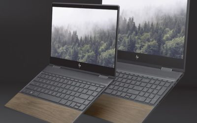 A New Collection of HP Envy Convertible Laptops with Wooden Palmrests – AnandTech