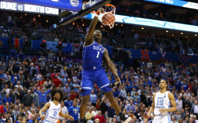 NBA Mock Draft 2019: Pelicans take Zion Williamson at No. 1, Grizzlies go with Ja Morant at No. 2 – CBS Sports