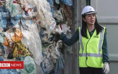 Malaysia to send back imported waste