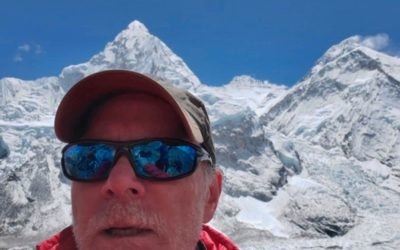 He joined the 'Seven Summits Club' when he reached Everest's peak. He died climbing down. – The Washington Post