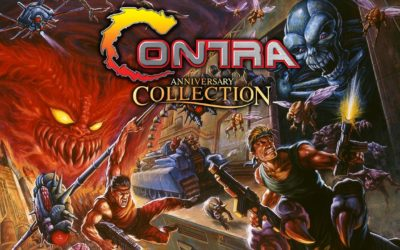 Konami Confirms Full Line-Up Of Games Included In The Contra Anniversary Collection – Nintendo Life