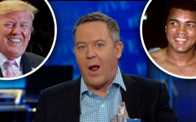 Trump like Muhammad Ali 'defending his belt,' he'll be 'trash talking all the way to the end' of 2020 race, Greg Gutfeld says