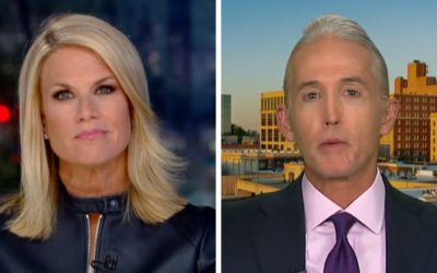 James Comey has 'no one to blame but himself' if he's concerned about new Barr probe, Trey Gowdy says