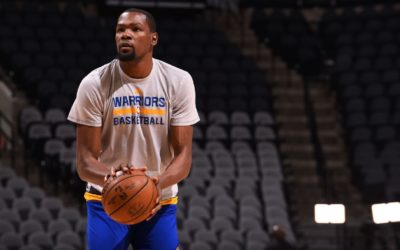 Durant travels to Toronto ahead of Games 1, 2 – ESPN