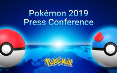 Reminder: The Pokémon Company Is Hosting Its 2019 Press Conference – Nintendo Life