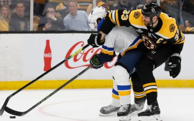 Stanley Cup Final: Bruins' Zdeno Chara adapts his game and still dominates at 42 – USA TODAY