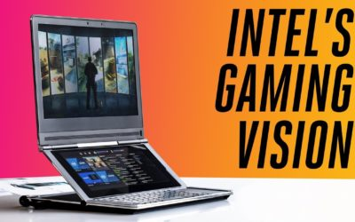 Exclusive: Intel's new concept for gaming laptops – The Verge