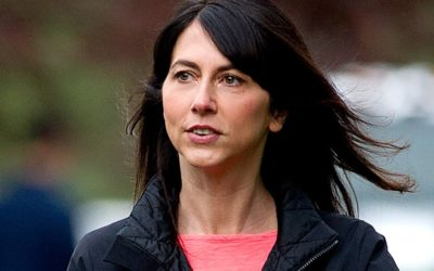 MacKenzie Bezos and the Pitfalls of Tech Philanthropy – WIRED