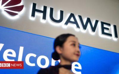 Huawei: US ban sets 'dangerous precedent'
