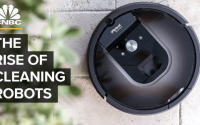 The Rise Of Roomba And iRobot – CNBC