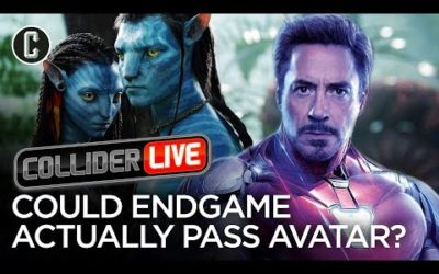 Holy Crap! Avengers: Endgame Might Beat Avatar – Collider Live #143 – Collider Videos