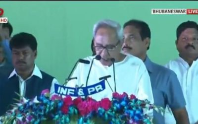 Politics live: Nostalgic and personal journey for me to reminiscence the past 19 years: Naveen Patnaik tweets