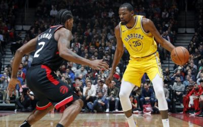 Durant travels with Warriors to Toronto ahead of Finals – NBA.com