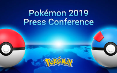 Pokemon 2019 Press Conference – Live-stream/blog recap – GoNintendo