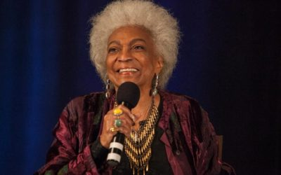 'Star Trek' actress Nichelle Nichols, 86, said to be heard screaming for help in audio recording: report