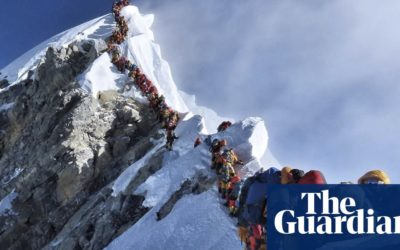 Eleven dead on Mt Everest in one of the worst seasons on record – video