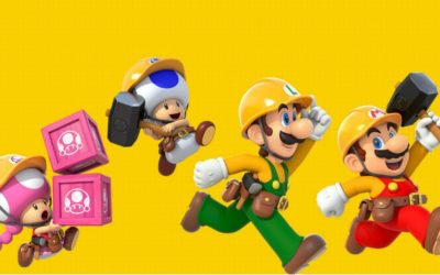 Super Mario Maker 2 Won't Allow Friends to Play Together Online – IGN