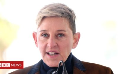 Ellen opens up about sexual abuse