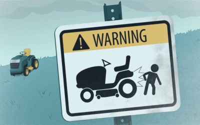 Lawn mower accidents are maiming children. A simple fix might have reduced the damage.