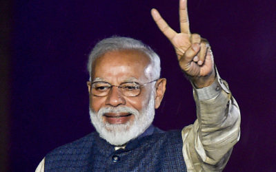 'Time' Has Changed: In Post-poll Analysis, Magazine Says 'Narendra Modi Has United India'