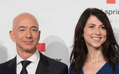 Ex-wife of Amazon founder pledges half her $37 billion fortune to charity – KCCI Des Moines