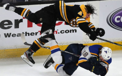 Bruins still buzzing over Torey Krug's instant-classic hit – Boston.com