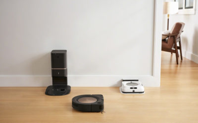 iRobot's newest mop and vacuum talk to each other to better clean up – TechCrunch