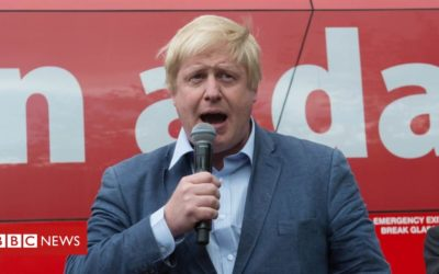 Johnson to appear in court over £350m claim