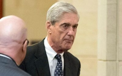 Mueller makes statement on Russia investigation