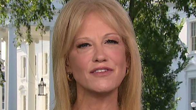 Kellyanne Conway on Comey defending Trump campaign probe, border crisis, Democrats' impeachment push