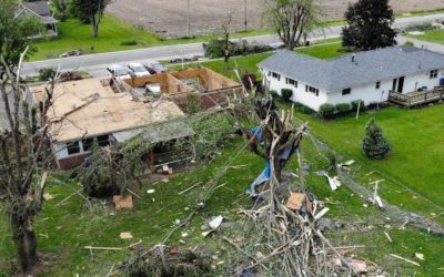 Recovery begins in Ohio after tornados tear through state