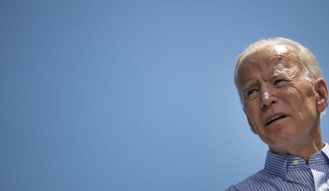 Joe Biden's low-key campaigning schedule, explained