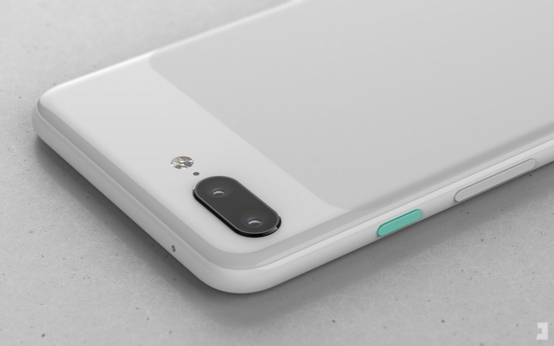 New render shows Google's unreleased Pixel 4 with a gorgeous twist – BGR